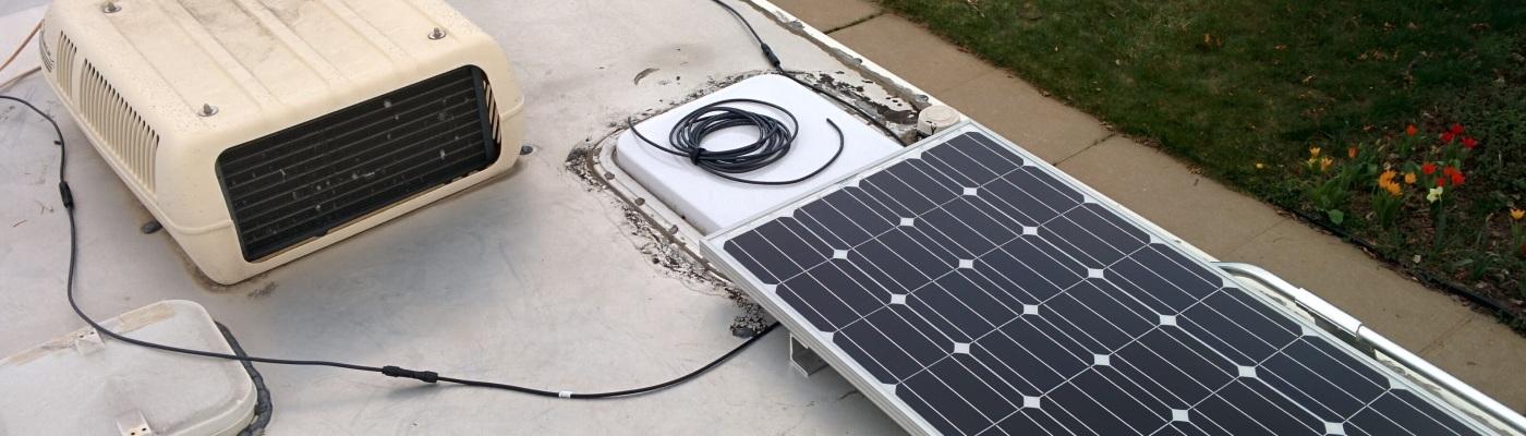DIY RV Solar – The Reckless Choice